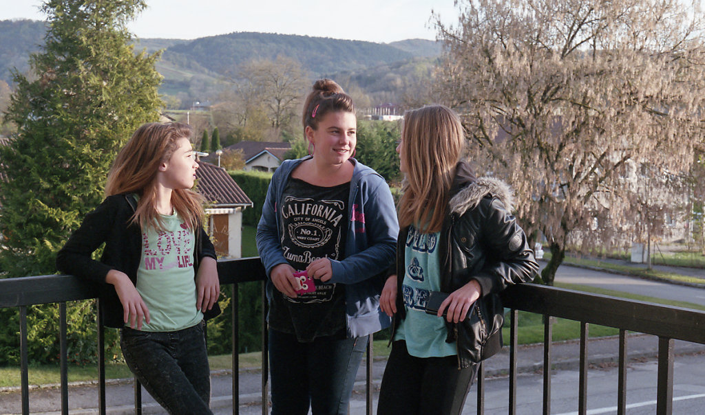 Léa, Léa et Chloé - Poncin
