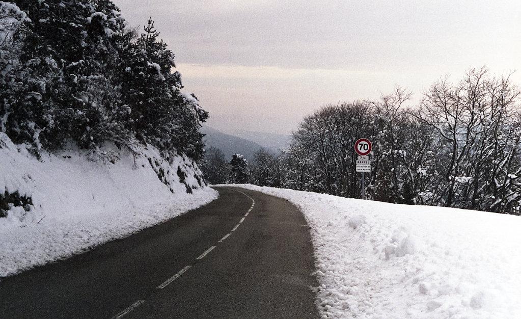 D979 vers Serrières-sur-Ain