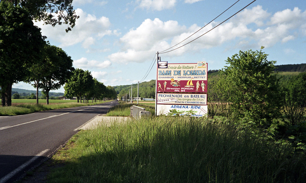 La Route - Jujurieux